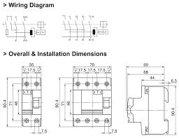 connection diagram of rccb 28 images doepke schaltger 228 te