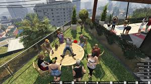 franklin u0027s house party gta5 mods com