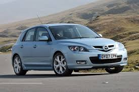 mazda 3 hatchback review 2004 2008 parkers