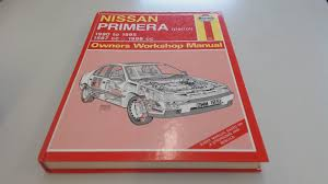 nissan primera petrol owners workshop manual haynes owners