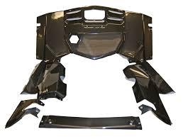 Lamborghini Aventador Dimensions - lamborghini aventador carbon fiber engine bay trim panels exotic