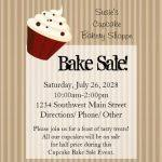 bake sale flyers template bake sale flyer template 34 free psd