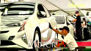 toyota line of cars car factory new 2017 toyota prius production l tsutsumi plant