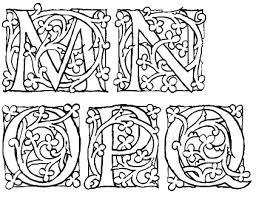 pape ornamental typefaces
