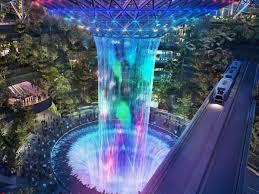 What Is An Indoor Garden Called - singapore changi airport jewel indoor rainforest business insider