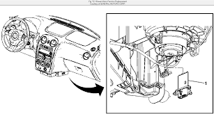 where is the blower motor resistor on a 2006 chevrolet