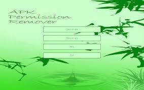 edit apk apk permission remover lets you edit intrusive app permissions no