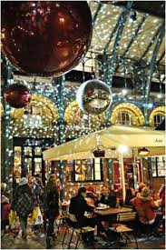 christmas tree in covent garden christmas pinterest