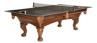 brunswick mission pool table ct8 table tennis conversion top