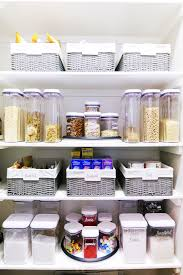 kitchen pantry organizers ikea pantry perfection thehomeedit pantry organization