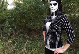 skellington costume costume tutorial skellington from nightmare before christmas