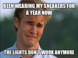 Sneakers Meme - hypebeasts gallery 25 hilarious sneaker memes complex