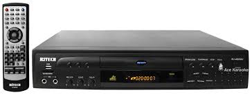 tech rj 4200 ii dvd vcd cd g karaoke player with usb sd reader font