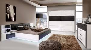Schlafzimmerm El Wildeiche Schlafzimmer Bett Schwarz Günstig Kaufen Bei Yatego