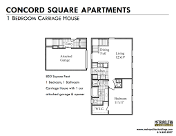 concord square metropolitan holdings 1 bed carriage house
