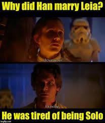 Star Wars Love Meme - star wars love memes imgflip