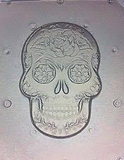 sugar skull molds resin skull molds ebay