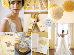 meant to bee shades of yellow latte ivory the perfect palette