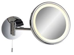 magnifying mirrors for bathrooms part 27 w led lighted wall
