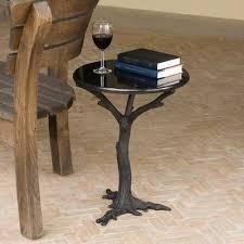 faux bois side table views faux bois side table wayfair