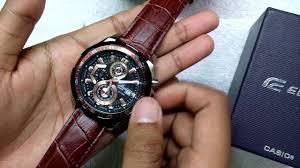 Jam Tangan Casio Chrono jam tangan casio edifice efr 539l 5av