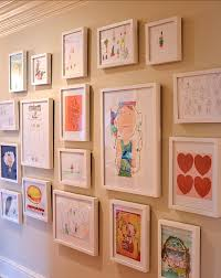 hanging kids artwork 6 ways to turn your kids art into décor for your home tlcme tlc