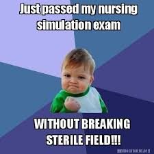 Ermahgerd Meme Creator - meme creator just passed my nursing simulation exam without