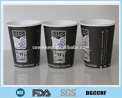 coffee paper cups disposable printed coffee cups custom design