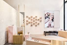 studio giancarlo valle designs linda farrow u0027s first us store in