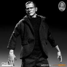 Seeking Frankenstein Mezco One 12 Collective Frankenstein 4colorheroes