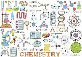 chimie et cuisine science illustration search adventure with
