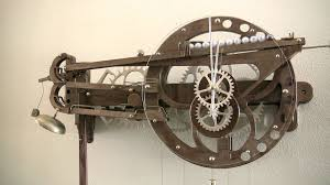 7 Free Wooden Gear Clock Plans by Clayton Boyer U0027s Marble Strike Clock Youtube
