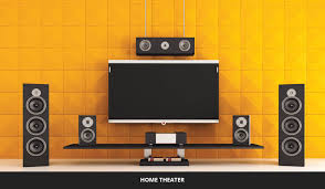 kenwood home theater powered subwoofer sound pro