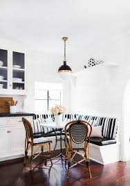 kitchen nook ideas these breakfast nook ideas are chic for any meal mydomaine