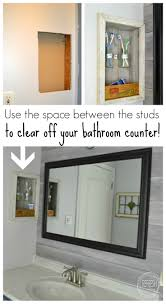 Shelves In Bathrooms Ideas by Best 25 Toothbrush Storage Ideas On Pinterest Small Apartment