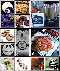nightmare before christmas party supplies disney donna disney party board nightmare before christmas