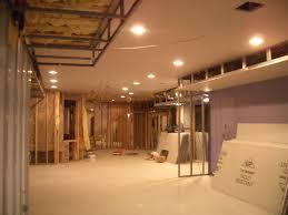 basement ideas wonderful basement lighting ideas unfinished