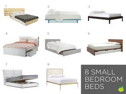 Small Bed Frame Susan Decoration by Space Saving Furniture For Your Small Bedroom