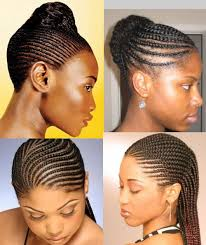 cornrow hairstyles for black women with part in the middle 55 superb black braided hairstyles that allure your look