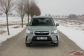 test subaru forester 2 0 xt lineartronic