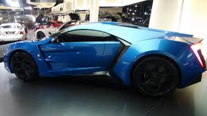 lykan hypersport price brazen blue lykan hypersport makes an appearance at al ain class motor