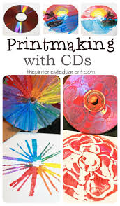 211 best cd record crafts images on pinterest cd art old cds