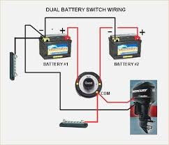 marine dual battery switch wiring diagram davehaynes me