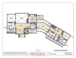 Garage Floor Plans With Living Quarters Ordinary Garage Plans With Living Quarters Above 7 Forest View