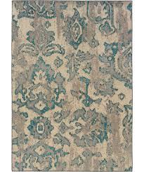 Indoor Area Rugs by Oriental Weavers Kaleidoscope 8023y Indoor Area Rug Hayneedle