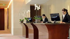 Front Desk Office Hold The Front Desk Hotels Of The Future