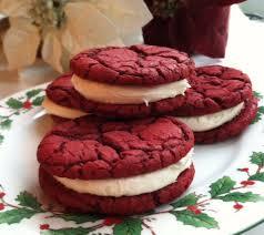dawn u0027s easy red velvet sandwich cookies recipe u2014 dishmaps