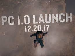 pubg 1 0 release pubg will finally be a real game on dec 20 cnet