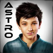 astroboy hair astro portrait by hanzhefu art pinterest astro boy