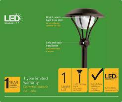 Malibu Bollard Light by Amazon Com Malibu Celestail Led Pathway Light Led Low Voltage